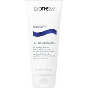 Biotherm Lait de Gommage Showermilk 200ml