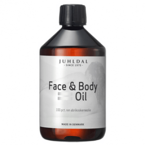 Juhldal Face & Body Oil 500ml.
