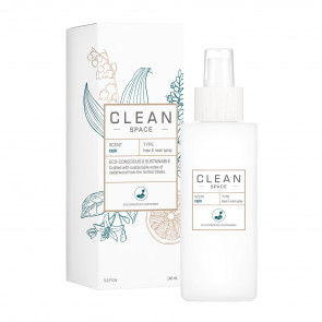 Clean Space Linen & Room Spray Rain 148 ml.