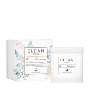 Clean Space Candle Rain 227 g.