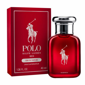 Ralph Lauren Polo Red Eau de Parfum 40 ml.