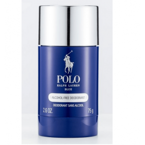 Ralph Lauren Polo Blue Alcohol-Free Deodorant Stick 75g