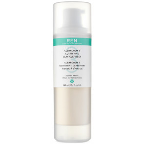 REN Clear Calm 3 Clarifying Clay Cleanser 150 ml.