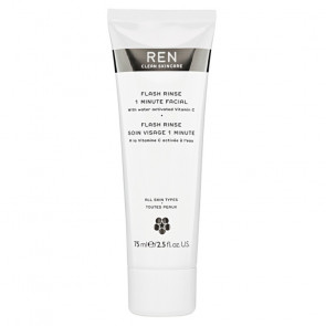 REN Flash Rinse 1 Minute Facial 75 ml.