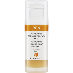 REN Glycol Lactic Radiance Renewal Mask 50 ml.
