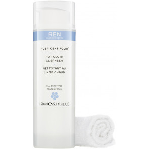 REN Hot Cloth Cleanser 150 ml.