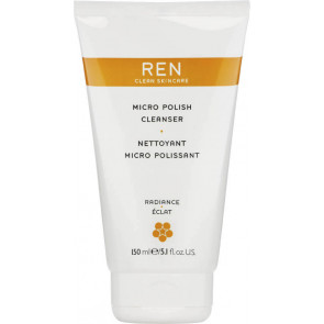 REN Micropolish Cleanser 150 ml.