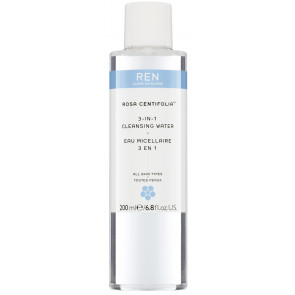 REN Rosa Centifolia 3-in-1 Cleansing Water 200 ml.