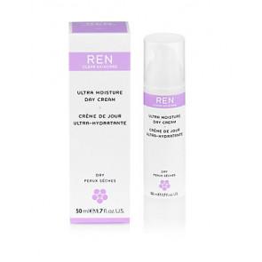 REN Ultra Moisture Day Cream 50 ml.