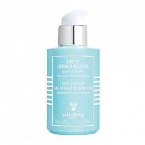 Sisley Eye & Lip Gel Make-Up Remover 120 ml.