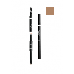 Sisley Phyto-Sourcils Design 3-en-1 Brow Architect Pencil 1 Cappuccino