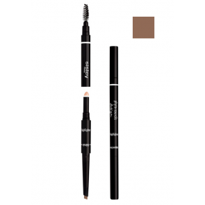 Sisley Phyto-Sourcils Design 3-en-1 Brow Architect Pencil 2 Châtain