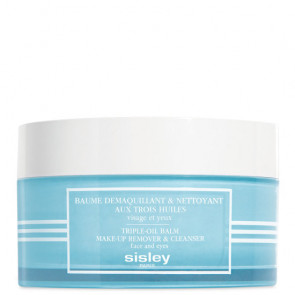 Sisley Triple Oil Balm Make-up Remover & Cleanser for Face and Eyes 125 gr.