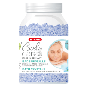 Titania Body Care Bath Crystals Orchid Flower 550g