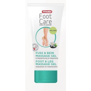 Titania Foot Care Foot & Leg Massage Gel 100ml