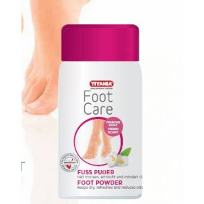 Titania Foot Care Foot Powder 100g