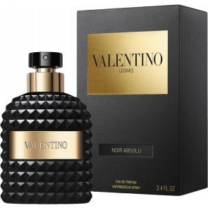 Valentino Uomo Noir Absolue Eau de Parfum 100 ml.