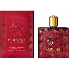 Versace Eros Flame Homme Perfumed Deodorant Spray 100 ml.