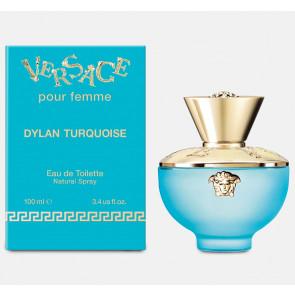 Versace Pour Femme Dylan Turquoise Eau de Toilette 100 ml.