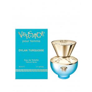 Versace Pour Femme Dylan Turquoise Eau de Toilette 50 ml.