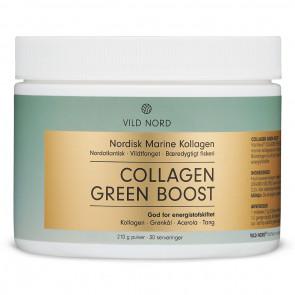 Vild Nord Collagen Green Boost 210 gr.