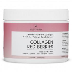 Vild Nord Collagen Red Berries 210 gr.