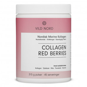 Vild Nord Collagen Red Berries 315 gr.