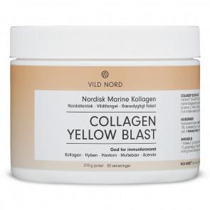 Vild Nord Collagen Yellow Blast 210 gr.