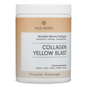Vild Nord Collagen Yellow Blast 315 gr.