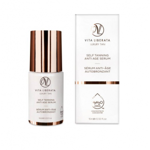 Vita Liberata Luxury Tan - Self Tanning Anti Age Serum