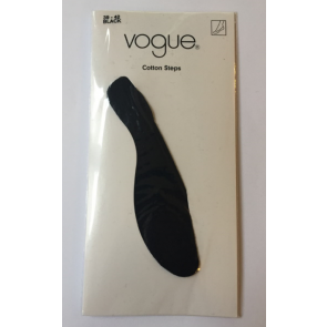 Vogue Cotton Steps Black 39-42