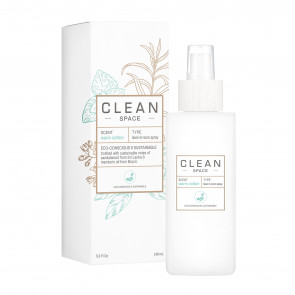 Clean Space Linen & Room Spray Warm Cotton 148 ml.