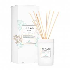 Clean Space Room Diffuser Warm Cotton 177 ml.