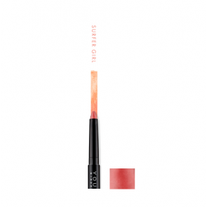YoungBlood Color-Crays Lip Crayon Matte Surfer Girl