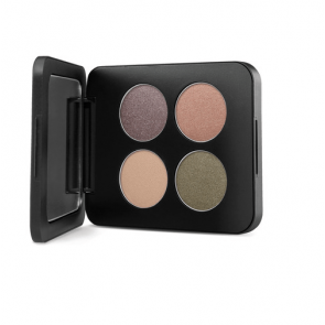 YoungBlood Pressed Mineral Eyeshadow Quad Gemstones