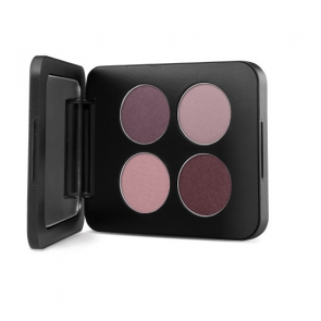YoungBlood Pressed Mineral Eyeshadow Quad Vintage