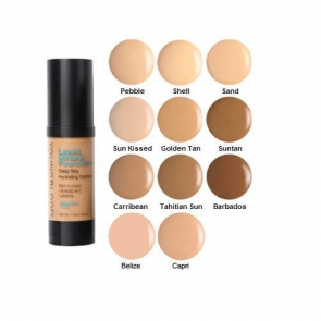 YoungBlood Liquid Mineral Foundation Tahitian Sun 30ml