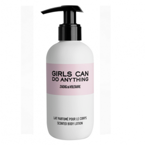 Zadig & Voltaire Girls Can Do Anything Scented Body Lotion 200ml