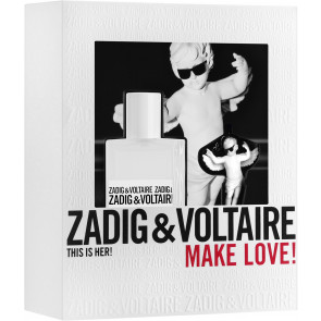 Zadig & Voltaire This Is Her Make Love! Gaveæske