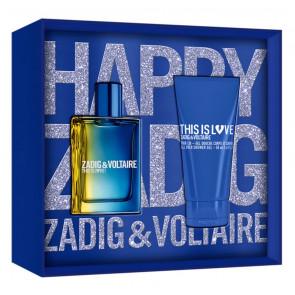 Zadig & Voltaire This Is Love Him Gaveæske