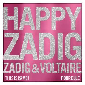 Zadig & Voltiare This Is Love Her Gaveæske